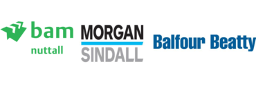 BAM Morgan Sindall and Balfour Beatty BMB logo