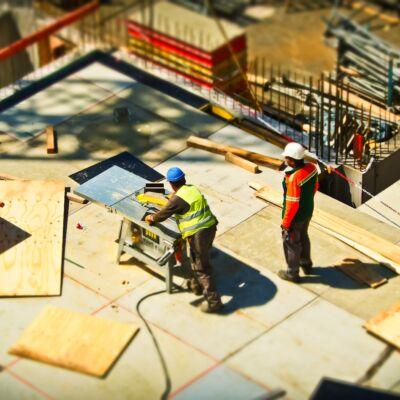 builders building construction