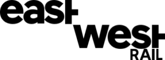 EWR East West Rail logo