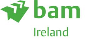 BAM Ireland logo