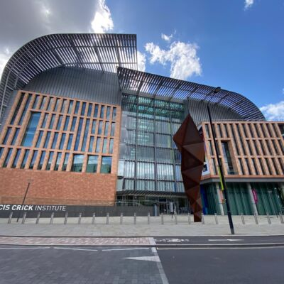 The Francis Crick Institute in London