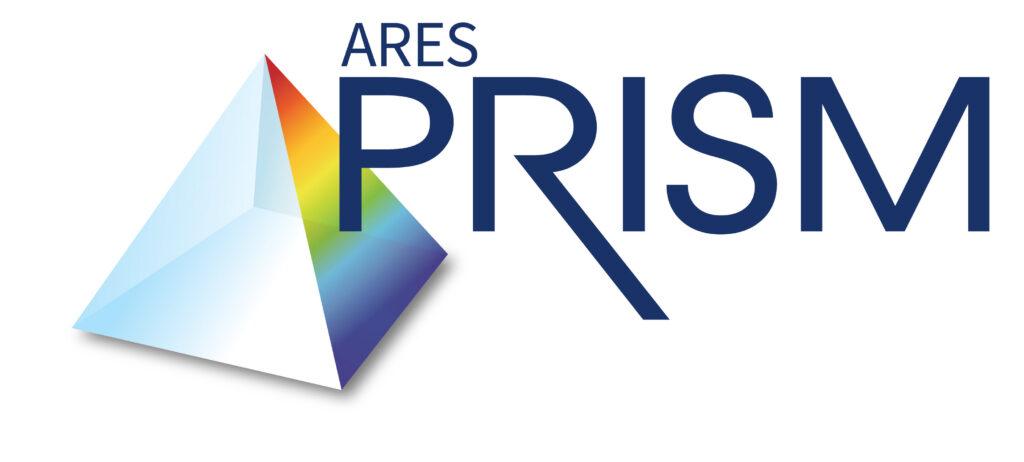 ARES PRISM logo